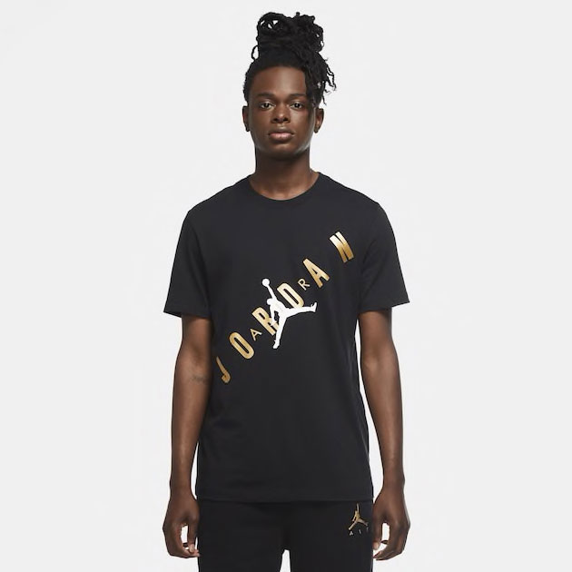 jordan-stretch-shirt-black-gold