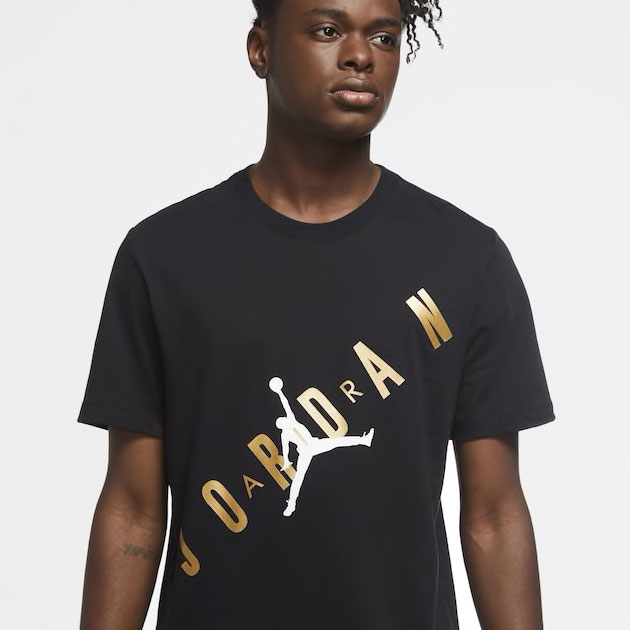 jordan-stretch-tee-shirt-black-gold