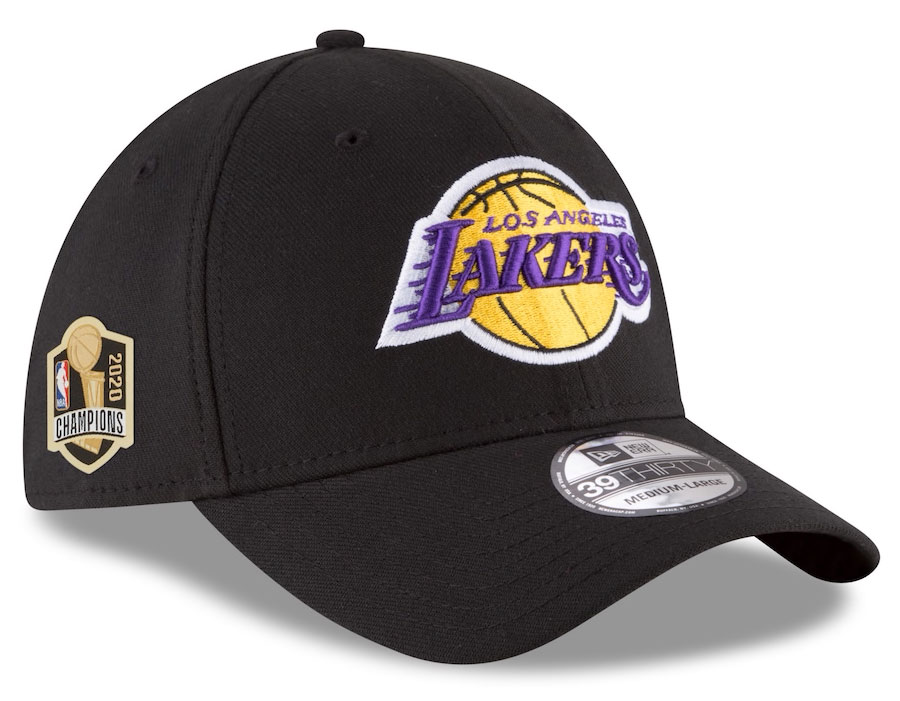 lakers-2020-champions-new-era-black-flex-hat