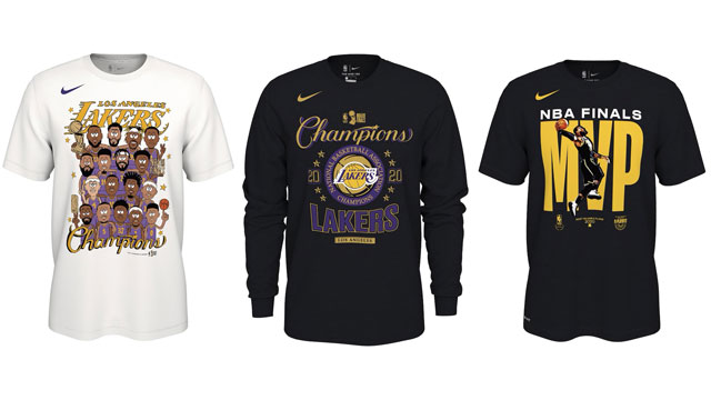 lakers-2020-nba-champion-nike-tees
