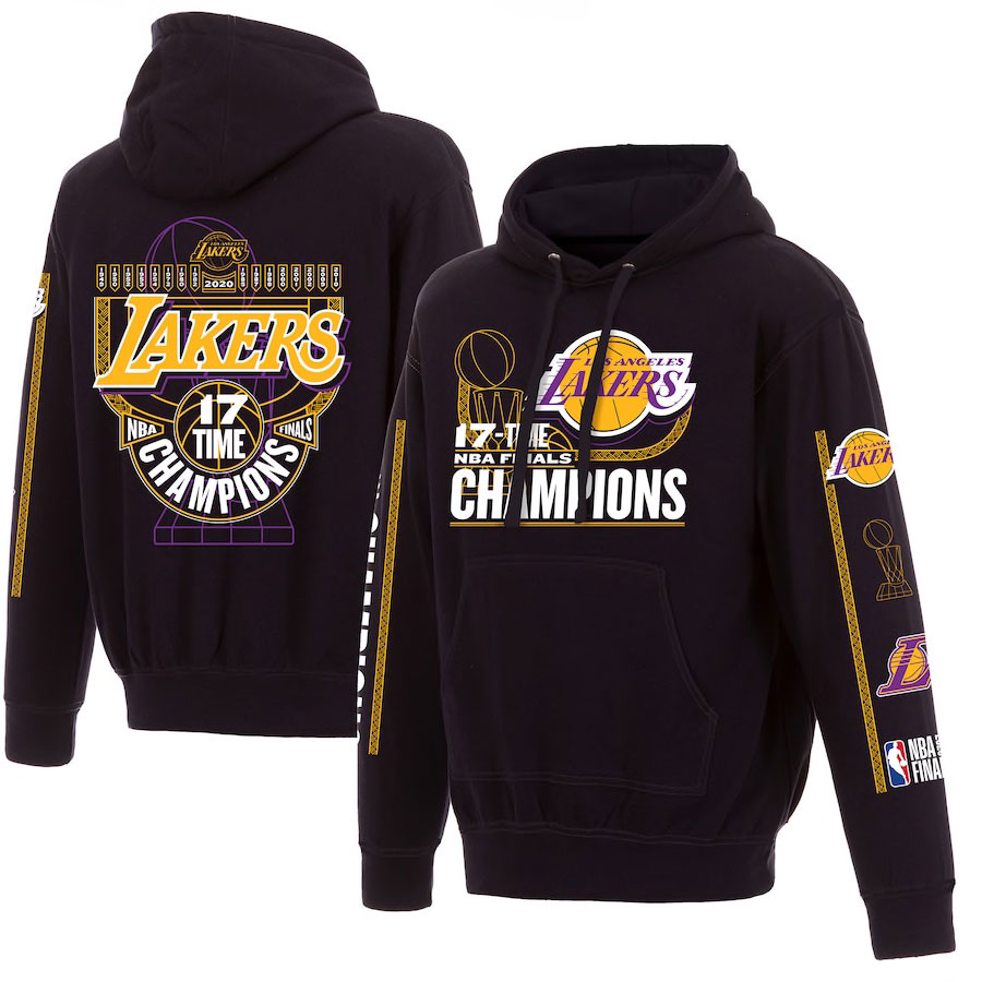 lakers-2020-nba-finals-17-time-champions-hoodie-black