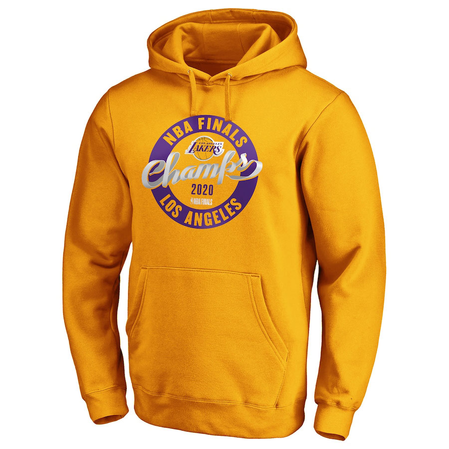lakers-2020-nba-finals-champions-gold-yellow-hoodie