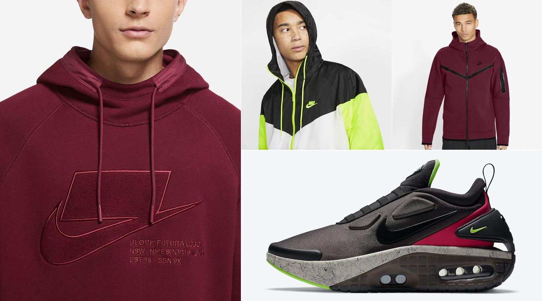 nike-adapt-auto-max-fireberry-clothing-match