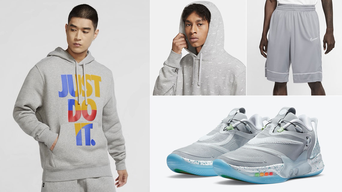 Nike Mag On Feet 2011 - YouTube |Nike Mag Outfit