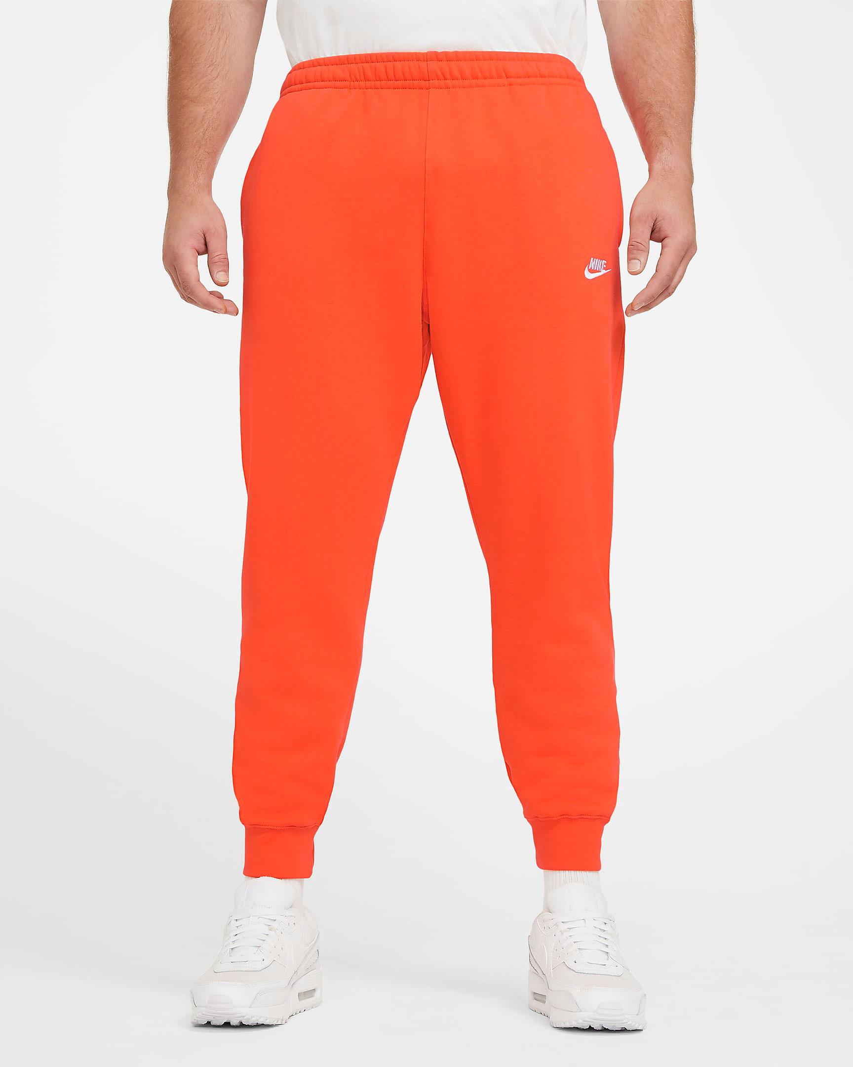 nike-air-foamposite-pro-halloween-orange-jogger-pants
