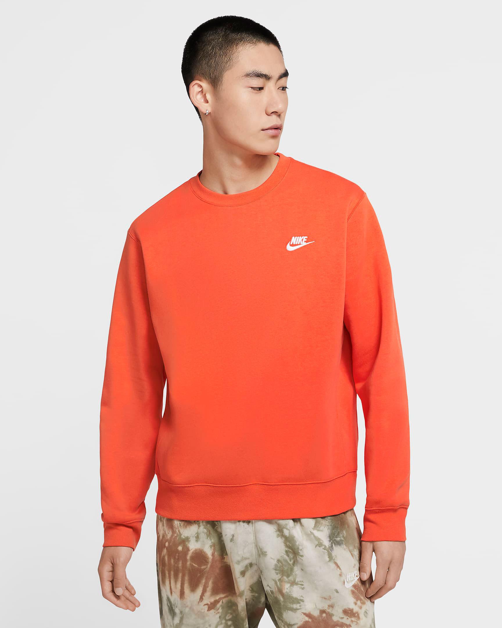 nike-air-foamposite-pro-halloween-orange-sweatshirt