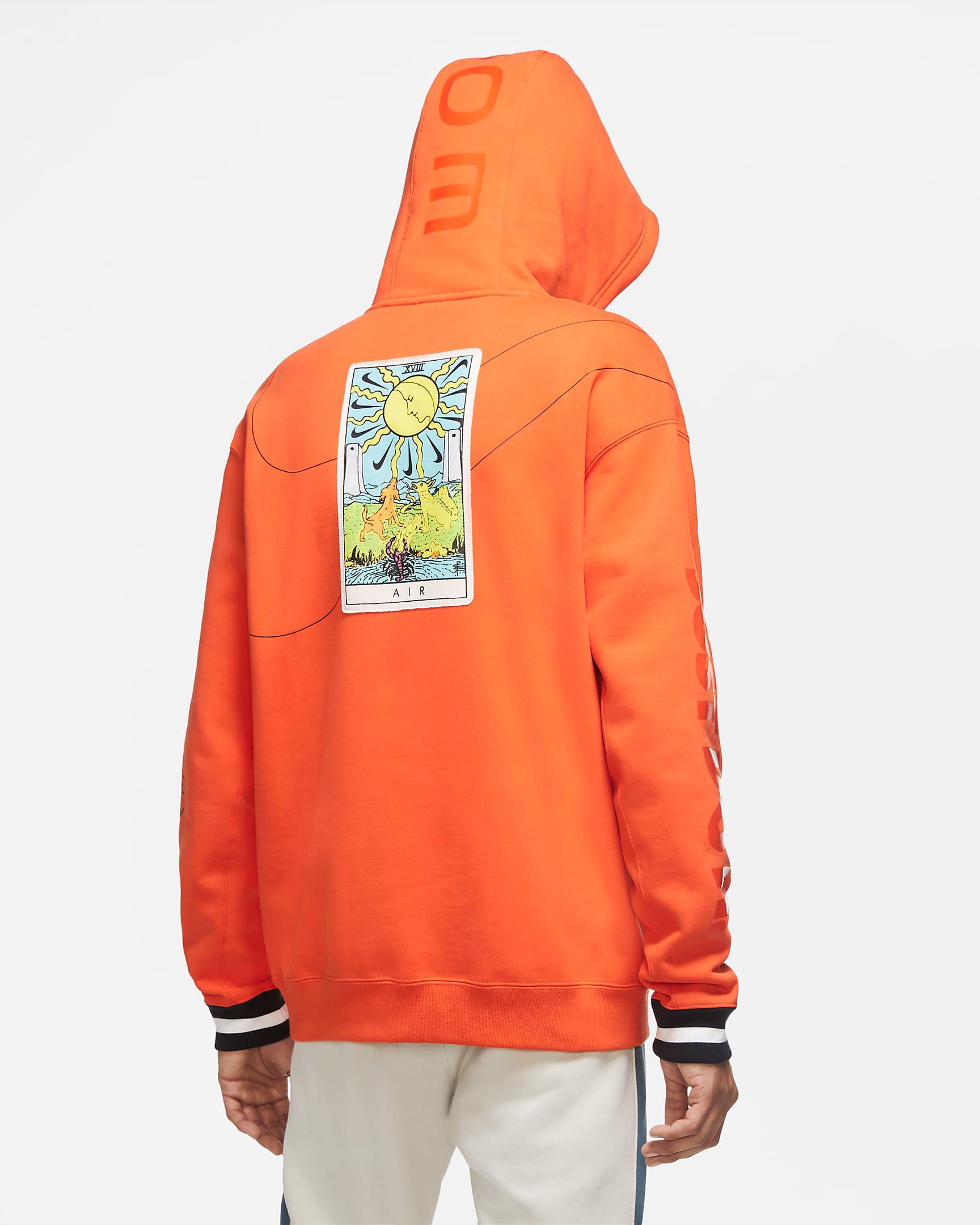 nike-air-force-1-orange-skeleton-hoodie-match-2