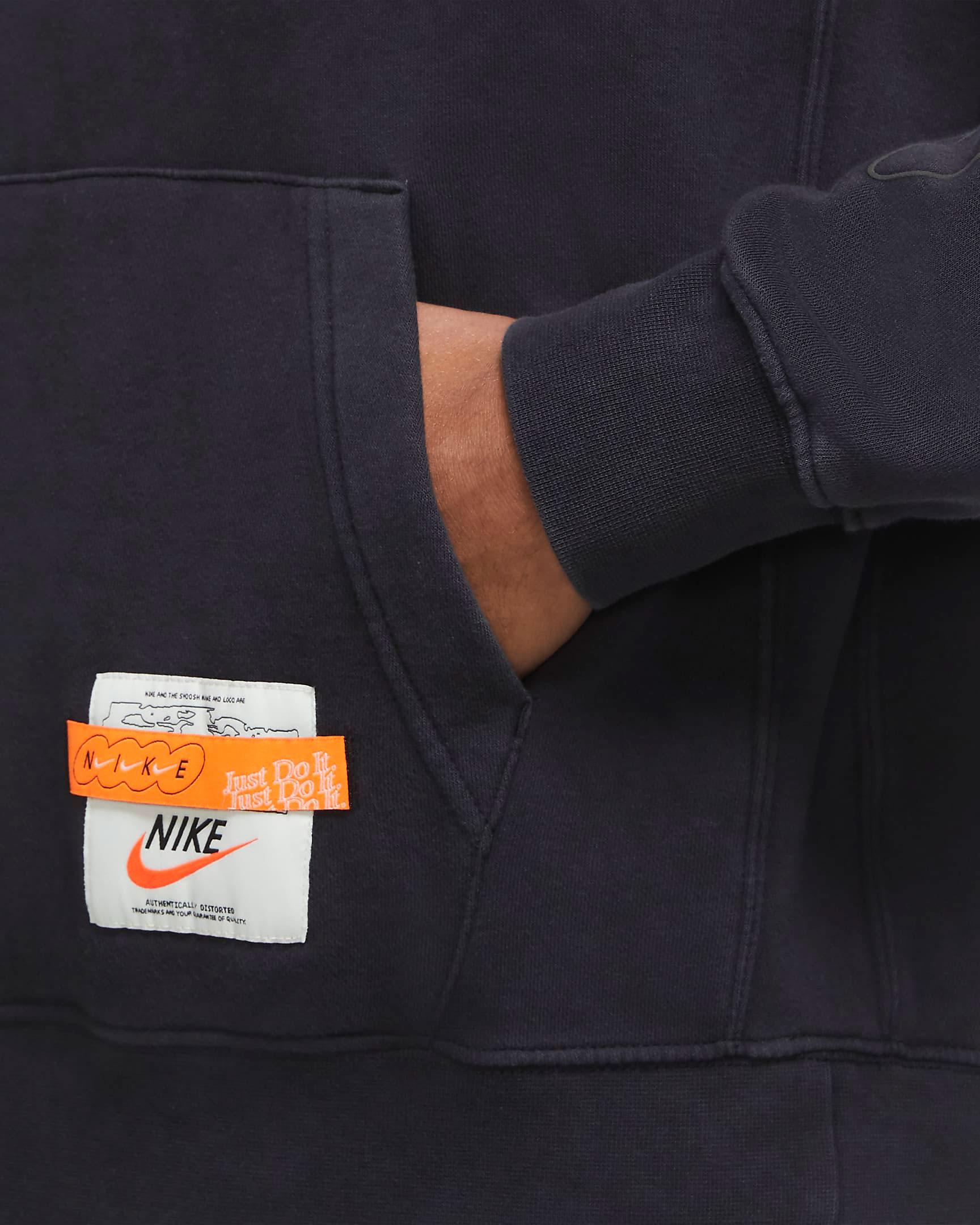 nike-air-force-1-orange-skeleton-matching-hoodie-2