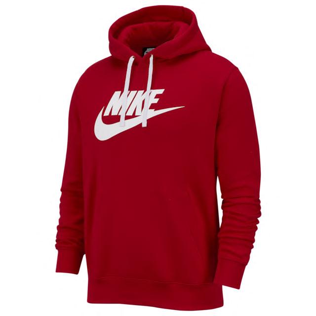 nike-club-logo-hoodie-red