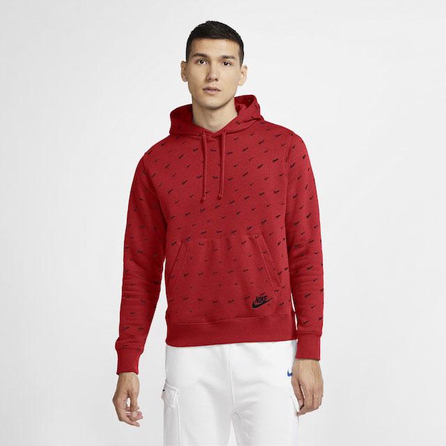nike-club-printed-swoosh-hoodie-red