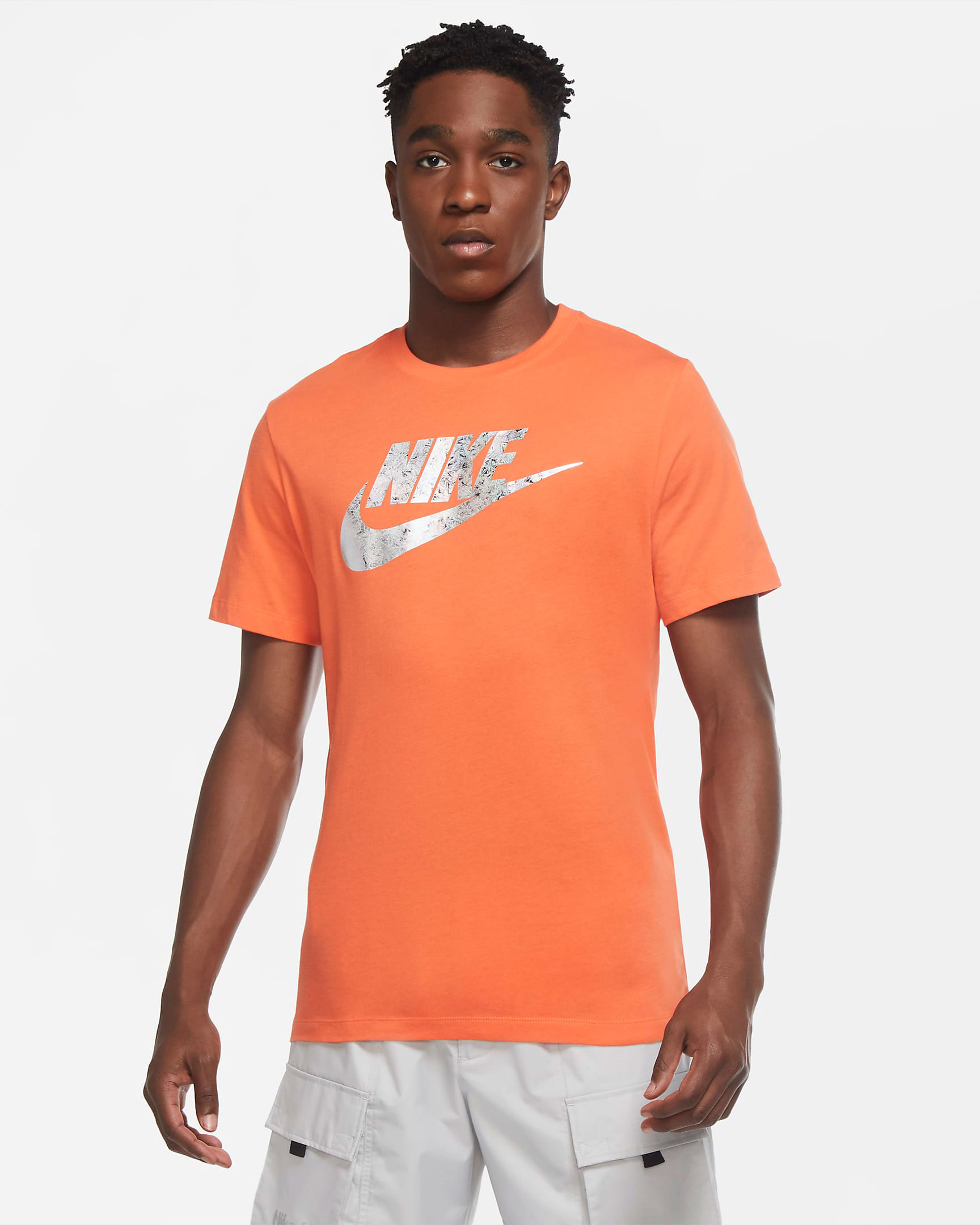 nike-foamposite-halloween-shirt-orange-silver-1