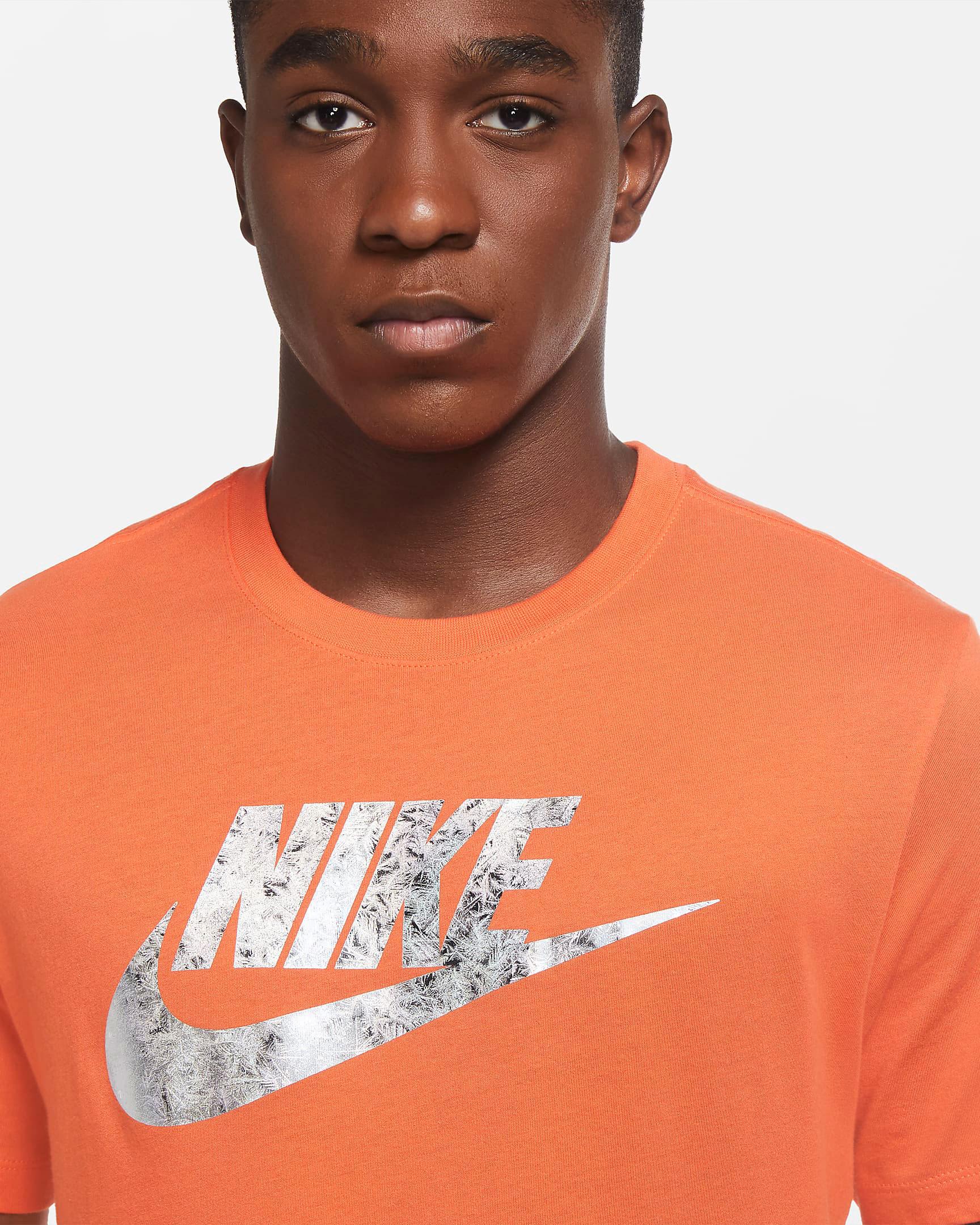 nike-foamposite-halloween-shirt-orange-silver