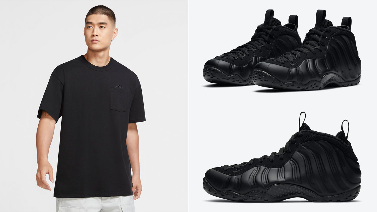 nike-foamposite-one-anthracite-blackout-shirt