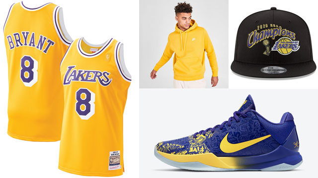 nike-kobe-5-protro-5-rings-apparel-match