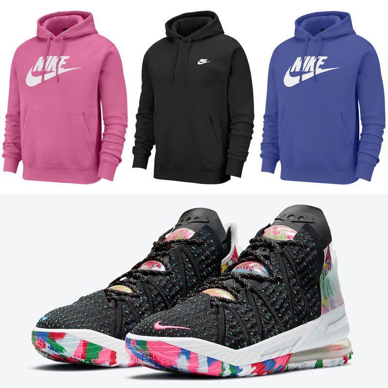 nike-lebron-18-james-gang-multi-color-hoodies