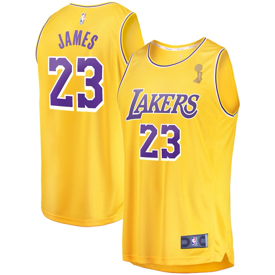 nike-lebron-18-lakers-2020-finals-champs-gold-yellow-jersey
