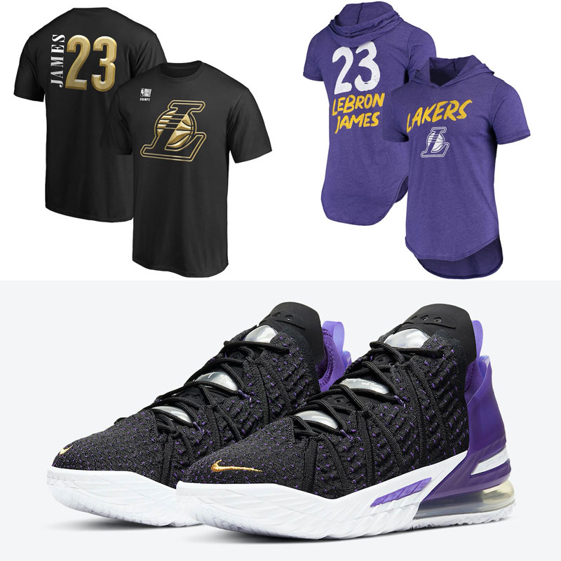 nike-lebron-18-lakers-sneaker-outfits