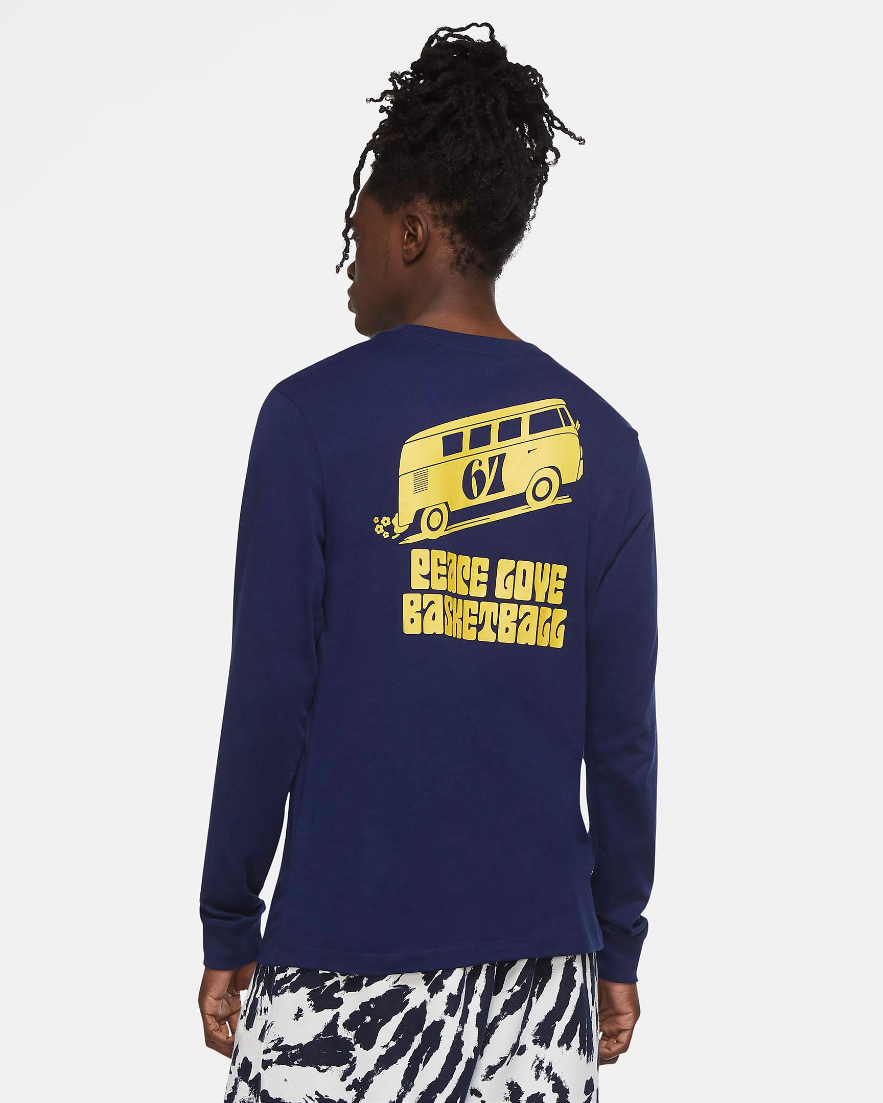 nike-peace-love-basketball-long-sleeve-shirt-navy-2