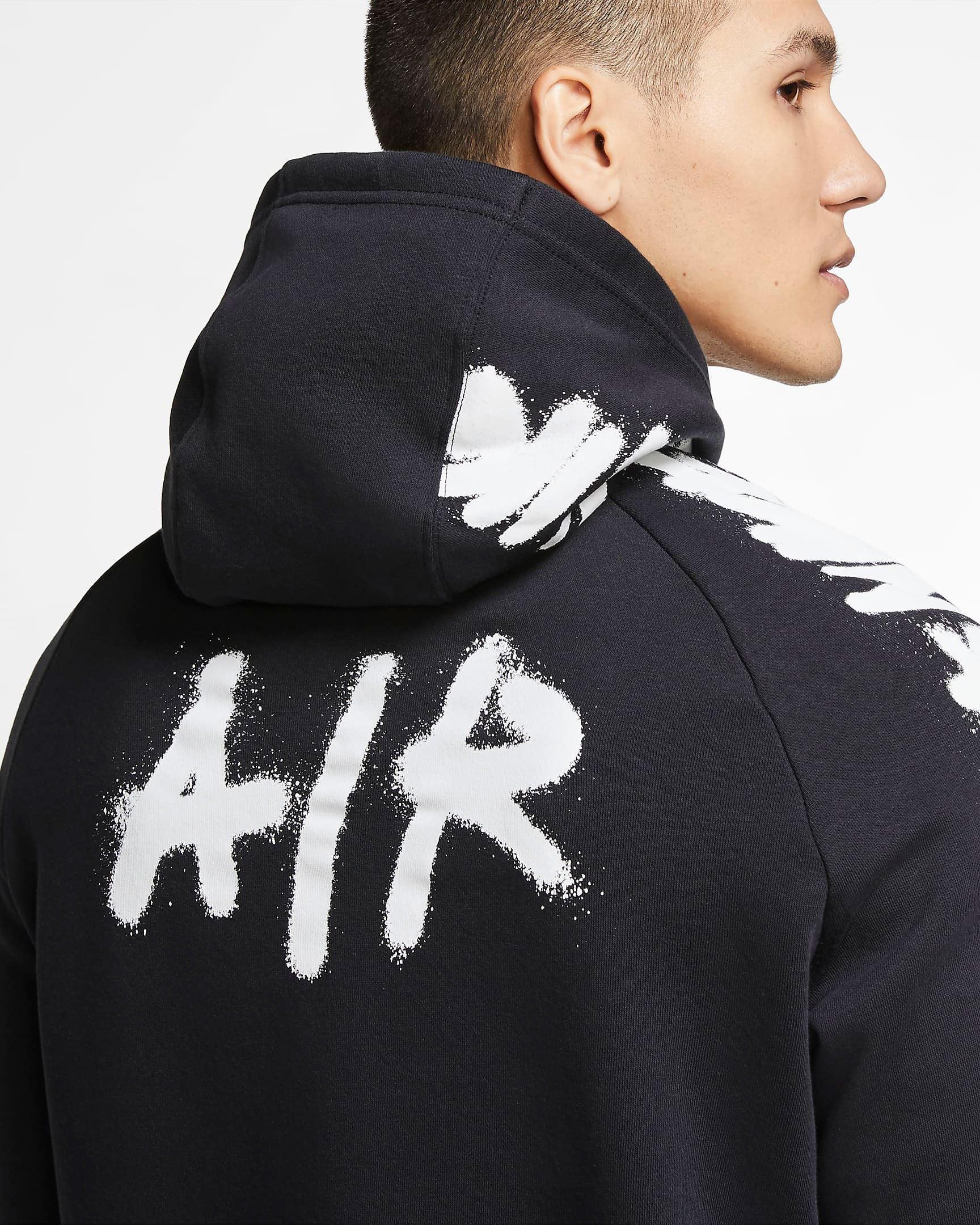nike-sportswear-spray-paint-club-hoodie-black-3