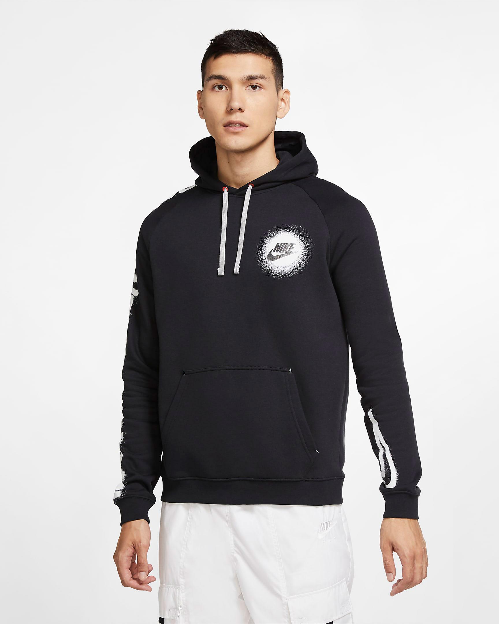 nike-sportswear-spray-paint-club-hoodie-black-4