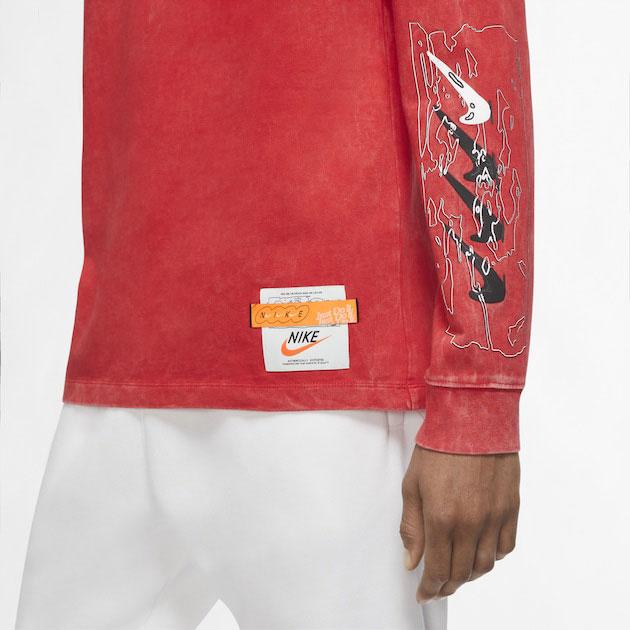 nike-sportswear-wash-drip-long-sleeve-shirt-red-2