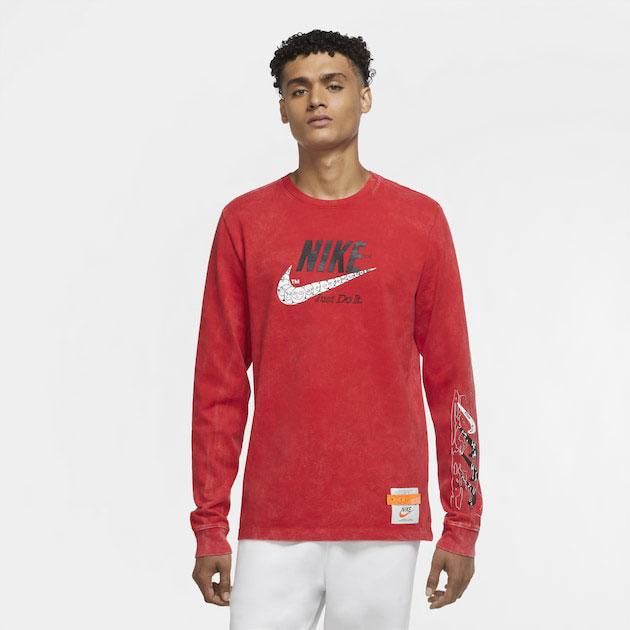 nike-sportswear-wash-drip-long-sleeve-shirt-red