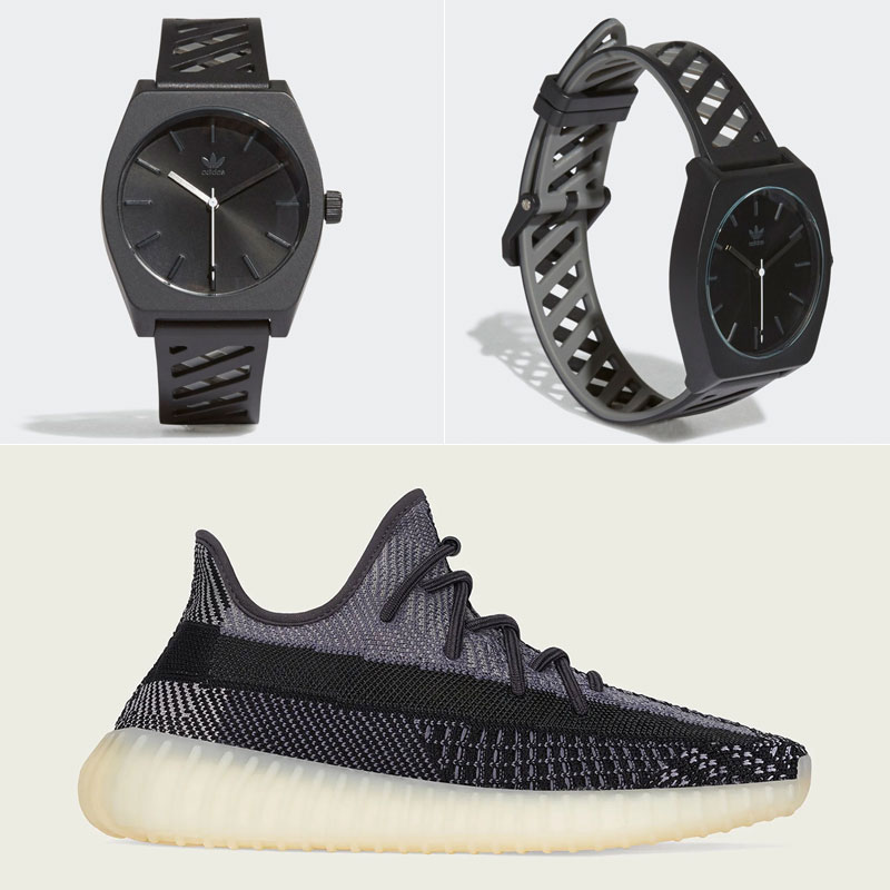 yeezy-350-v2-carbon-matching-watch