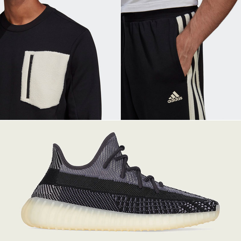 yeezy-bost-350-v2-carbon-sneaker-match-outfit