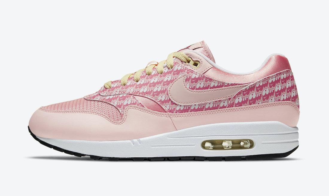 Nike-Air-Max-1-Strawberry-Lemonade-CJ0609-600-Release-Date