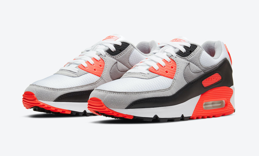 Nike-Air-Max-90-Infrared-CT1685-100-Release-Date