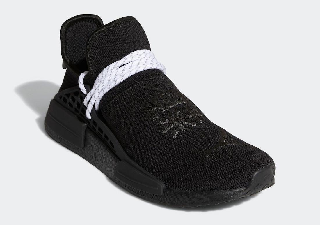 Pharrell-adidas-NMD-Hu-Black-White-GY0093-Release-Date-Price-2