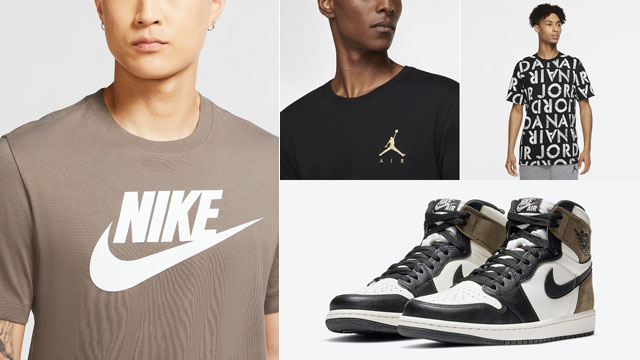 air-jordan-1-dark-mocha-tees-shirts