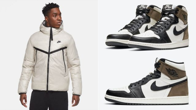 air-jordan-1-high-dark-mocha-nike-windrunner-jacket-match-1