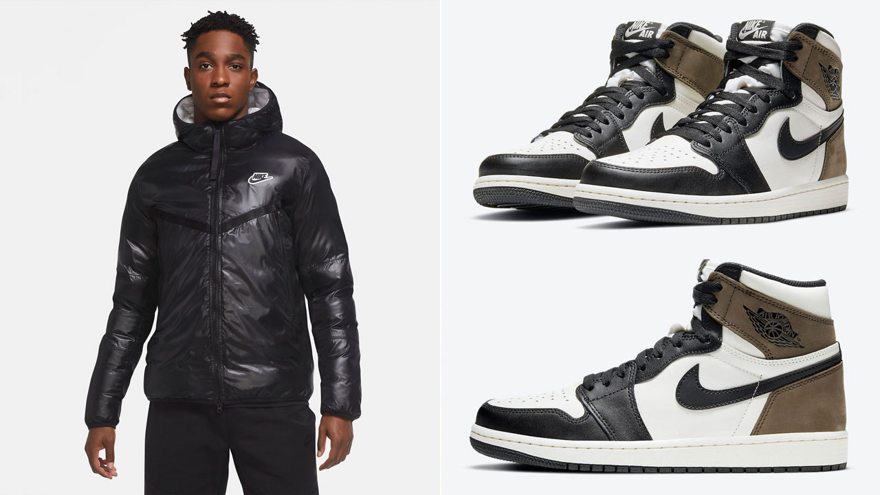 air-jordan-1-high-dark-mocha-nike-windrunner-jacket-match-2