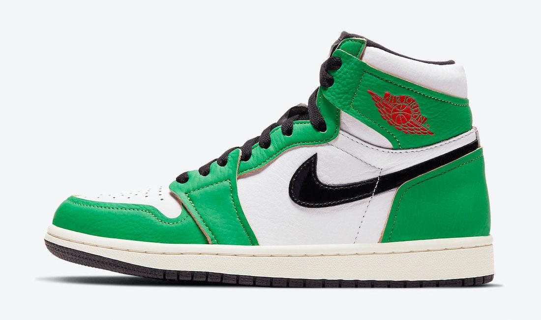 air-jordan-1-high-lucky-green-release-date