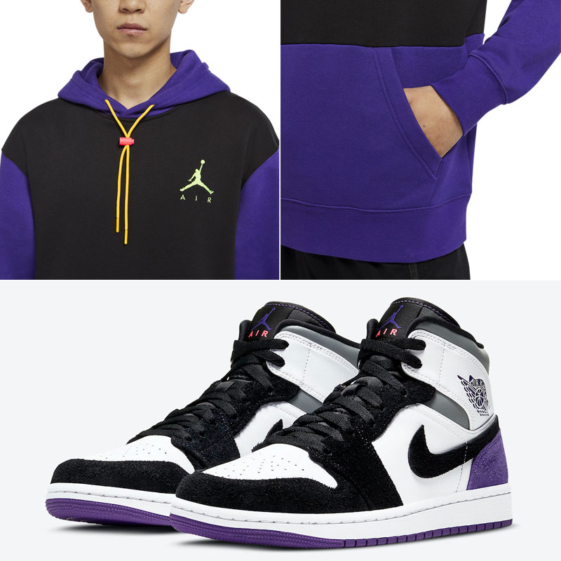 air-jordan-1-mid-court-purple-hoodies