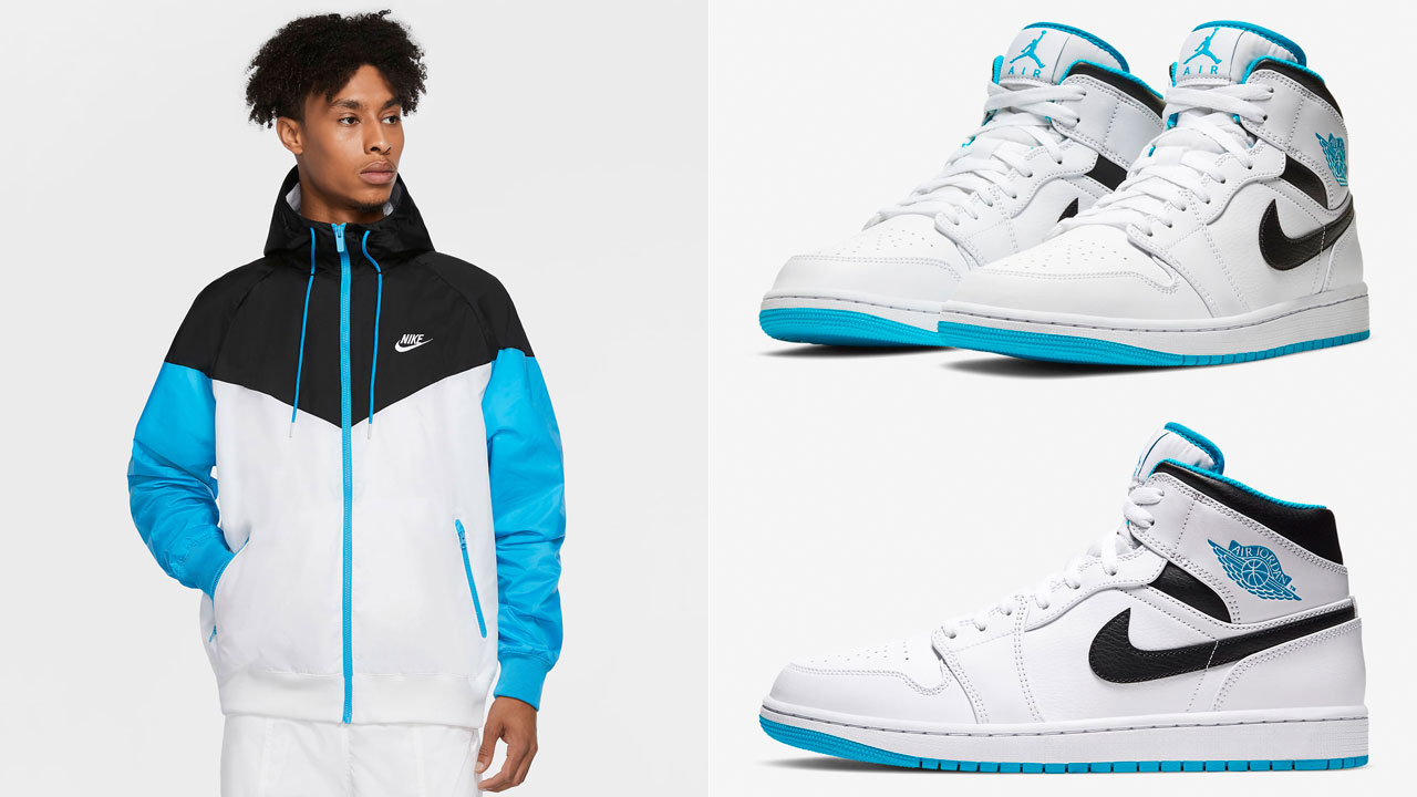 air-jordan-1-mid-laser-blue-clothing-outfits