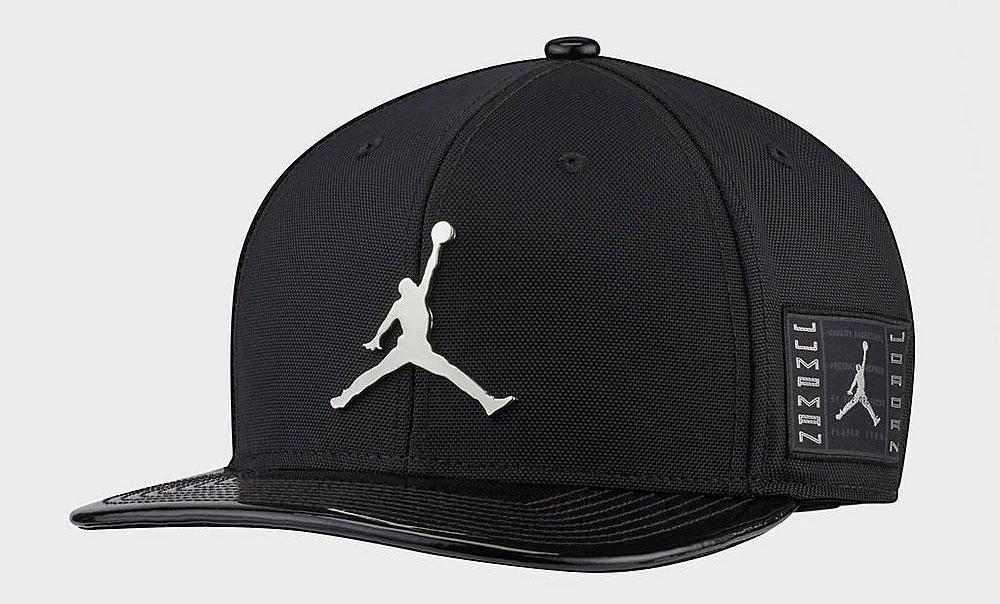 air-jordan-11-25th-anniversary-black-white-hat