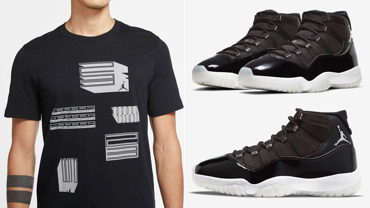 air-jordan-11-jubilee-25th-shirt