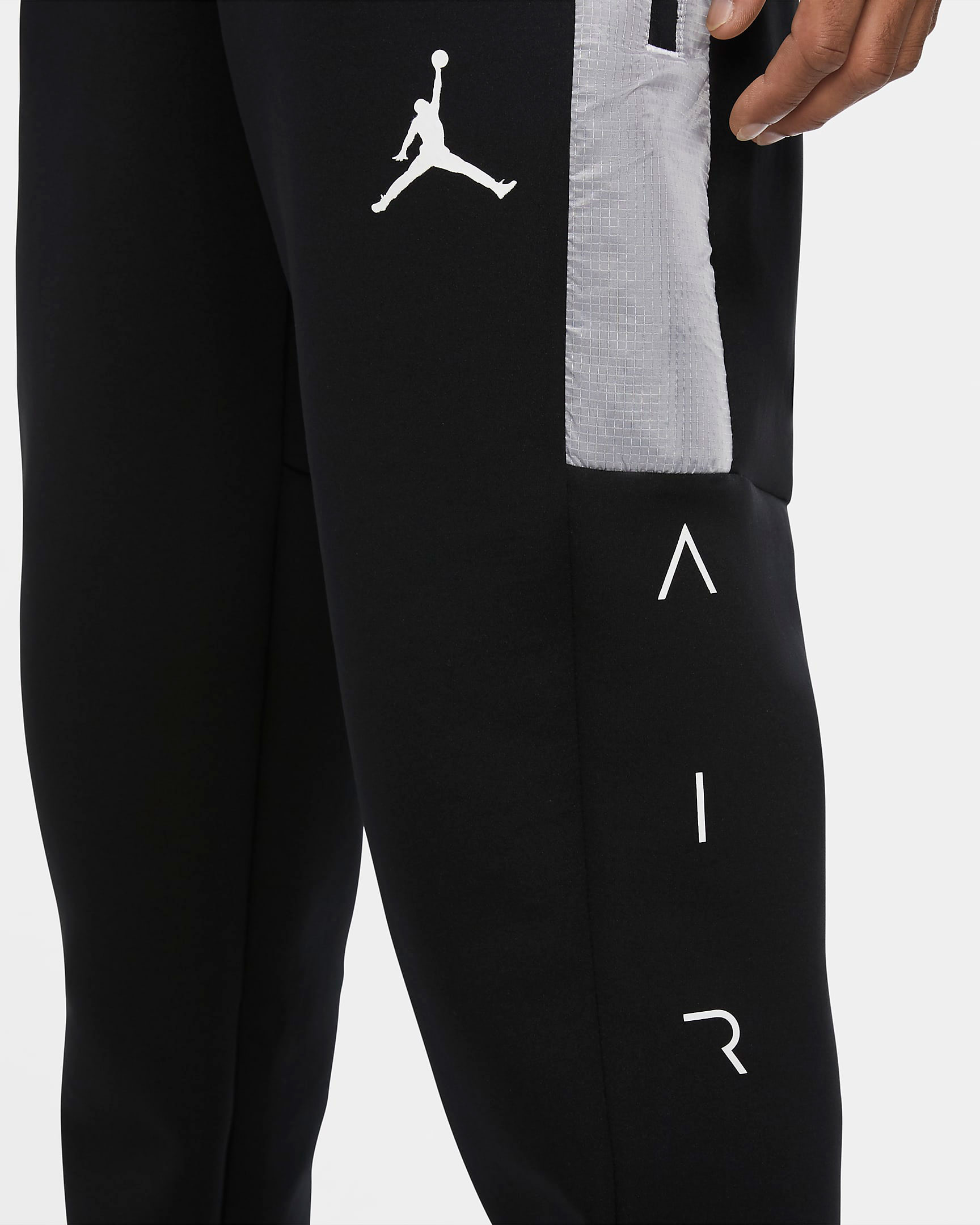 air-jordan-11-jubilee-black-white-jordan-pants-2