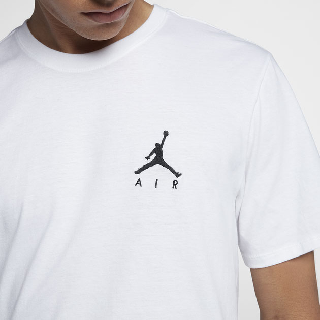 air-jordan-11-jubilee-jumpman-white-black-t-shirt