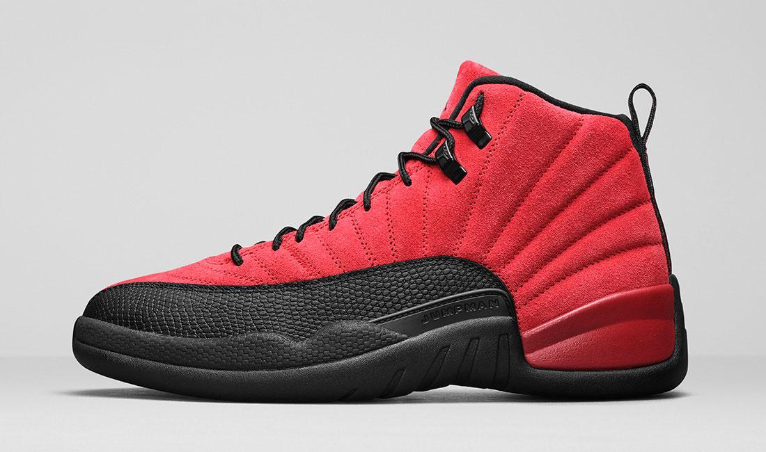 air-jordan-12-reverse-flu-game-sneaker-clothing-match