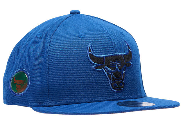 air-jordan-13-hyper-royal-black-bulls-hat-3