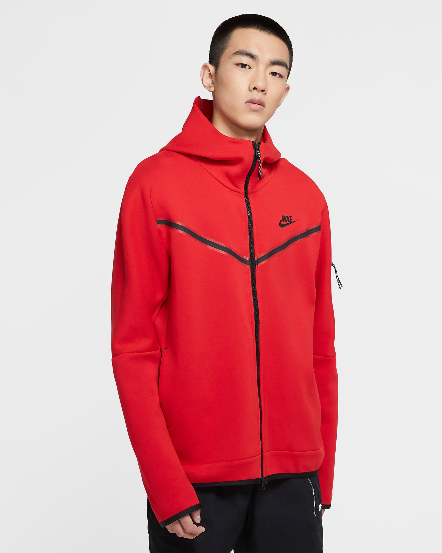 air-jordan-4-fire-red-nike-air-hoodie