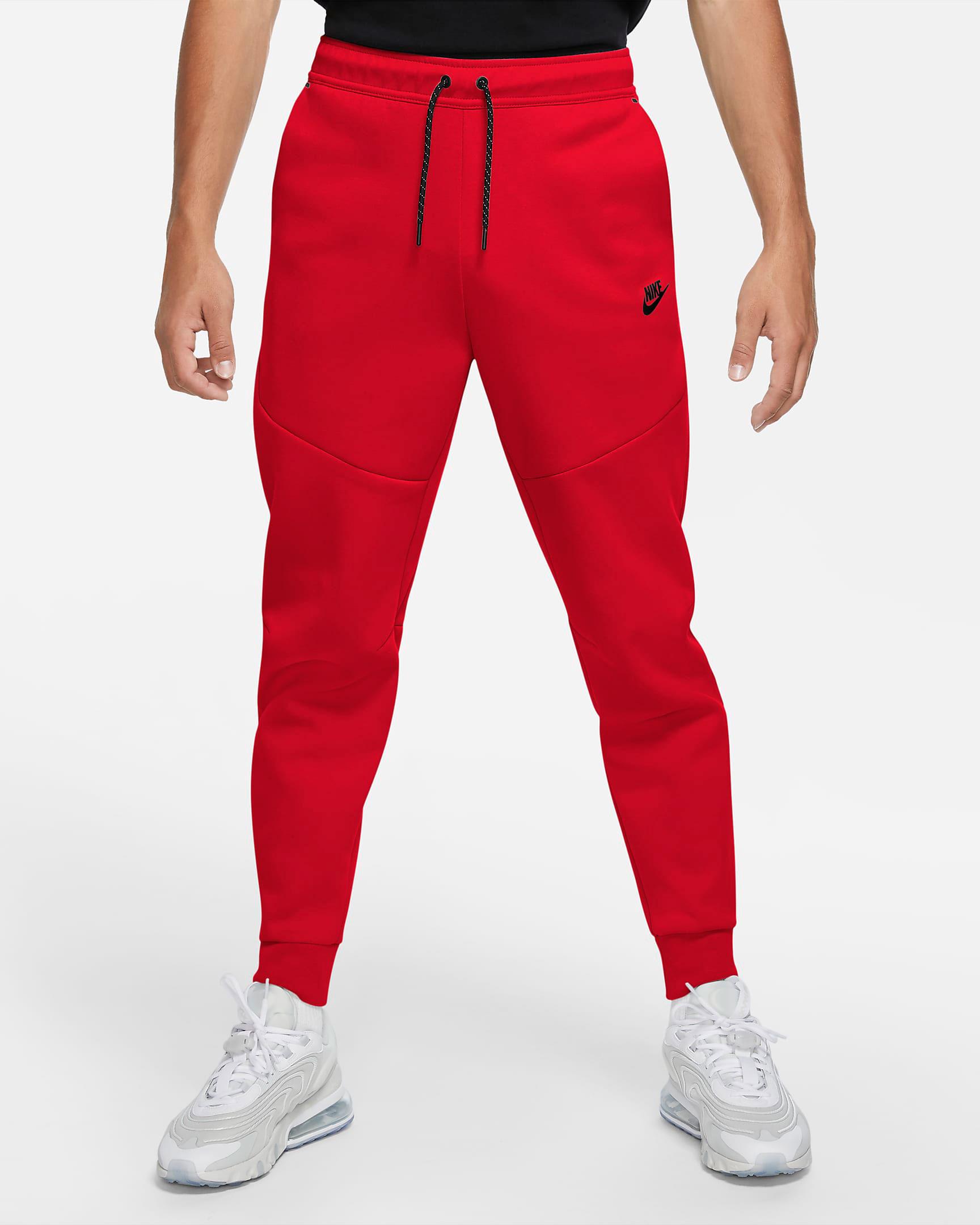 air-jordan-4-fire-red-nike-air-pants