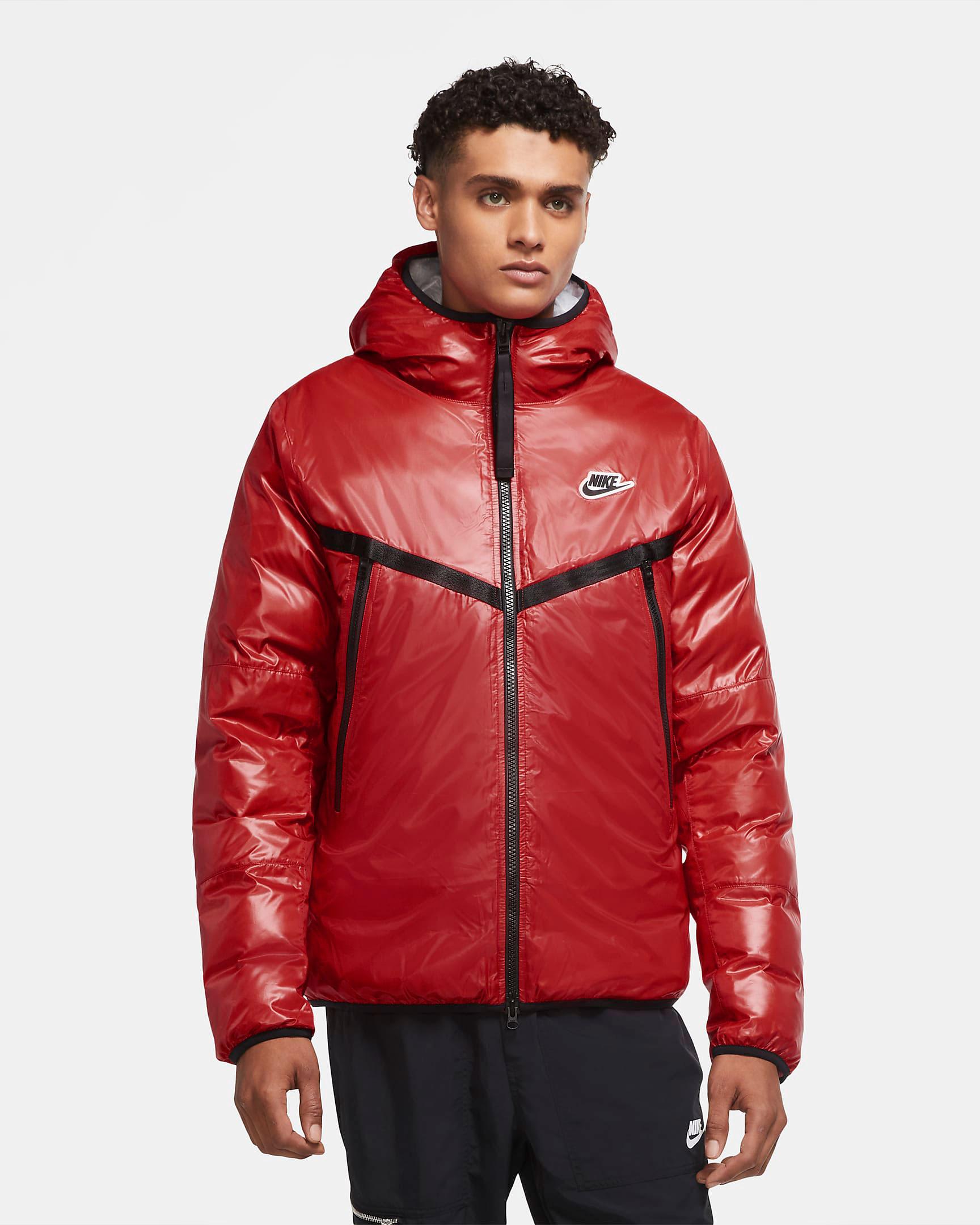 air-jordan-4-fire-red-nike-air-winter-jacket