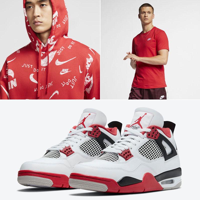 air-jordan-4-fire-red-nike-apparel