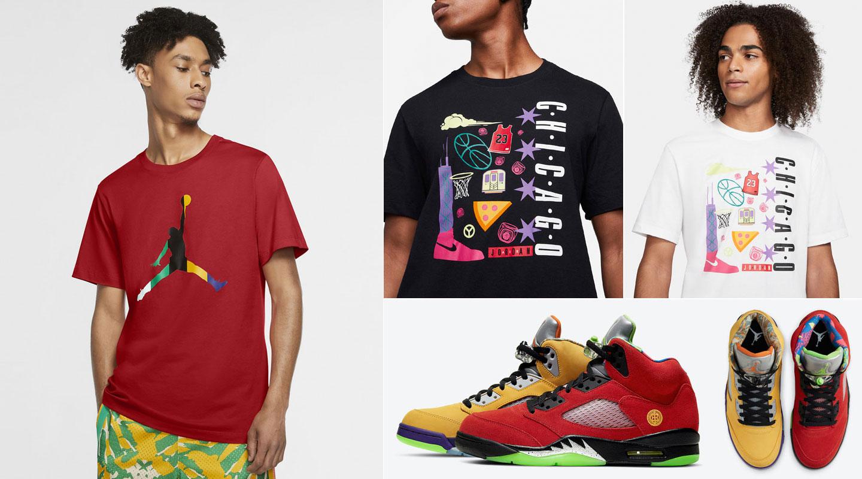 air-jordan-5-what-the-sneaker-match-shirts