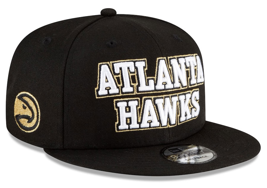 jordan-1-high-black-gold-atlanta-hawks-city-edition-new-era-snapback-cap-1