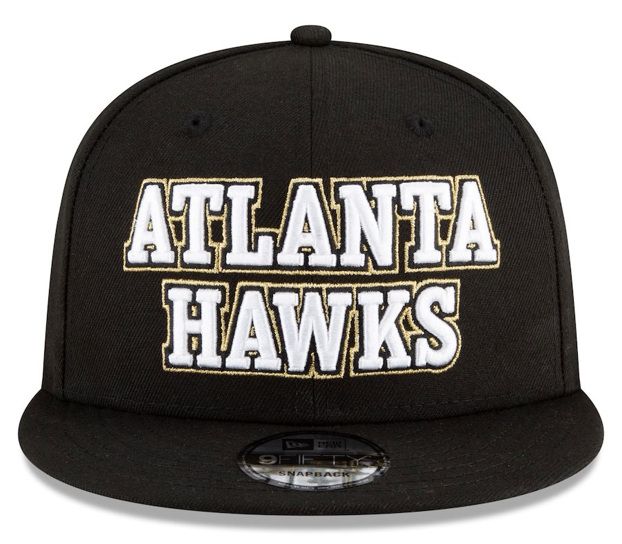 jordan-1-high-black-gold-atlanta-hawks-city-edition-new-era-snapback-cap-3